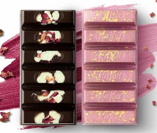 Si Kit Kat es tu chocolate favorito, vas a amar su versión de lujo