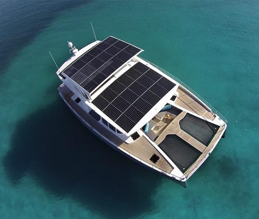 Silent-Yachts quiere renovar el mundo de la navegación con yates solares