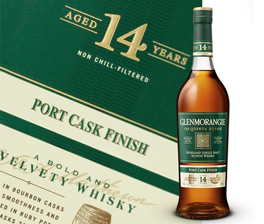 Conoce Quinta Ruban 14 años, el nuevo whisky escocés de Glenmorangie