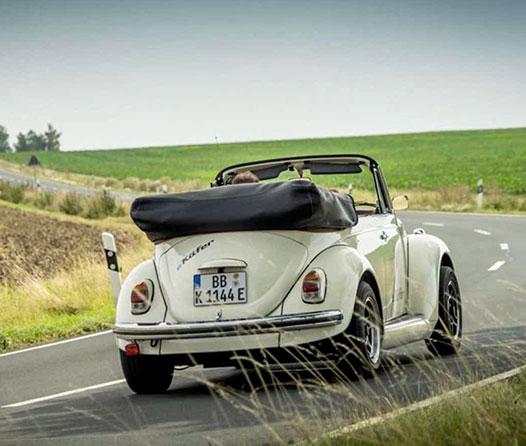 Volkswagen revive el icónico «vocho»… en versión eléctrica