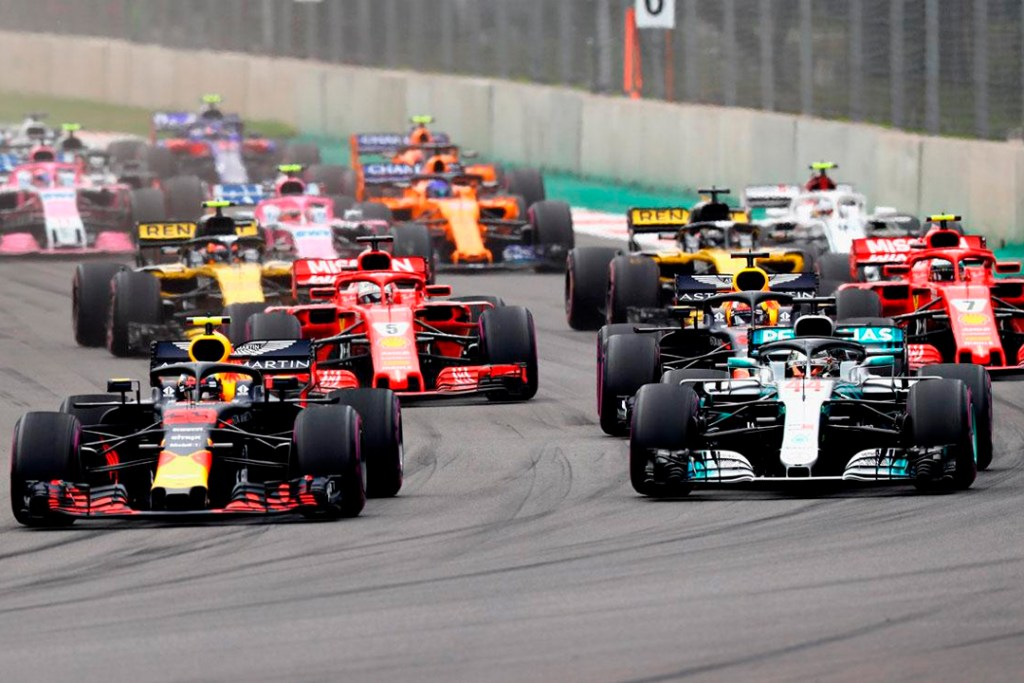 Te decimos quién es quién en la Formula 1