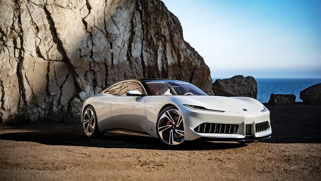 Pininfarina se asocia con Karma para entregar este nuevo auto de ensueño