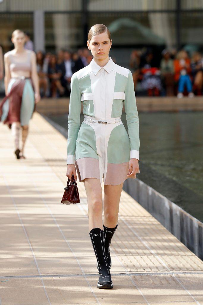 Longchamp-presenta nueva-colección-en-el- New-York-Fashion-Week