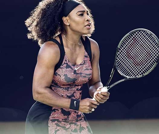 Las marcas de lujo favoritas de Serena Williams