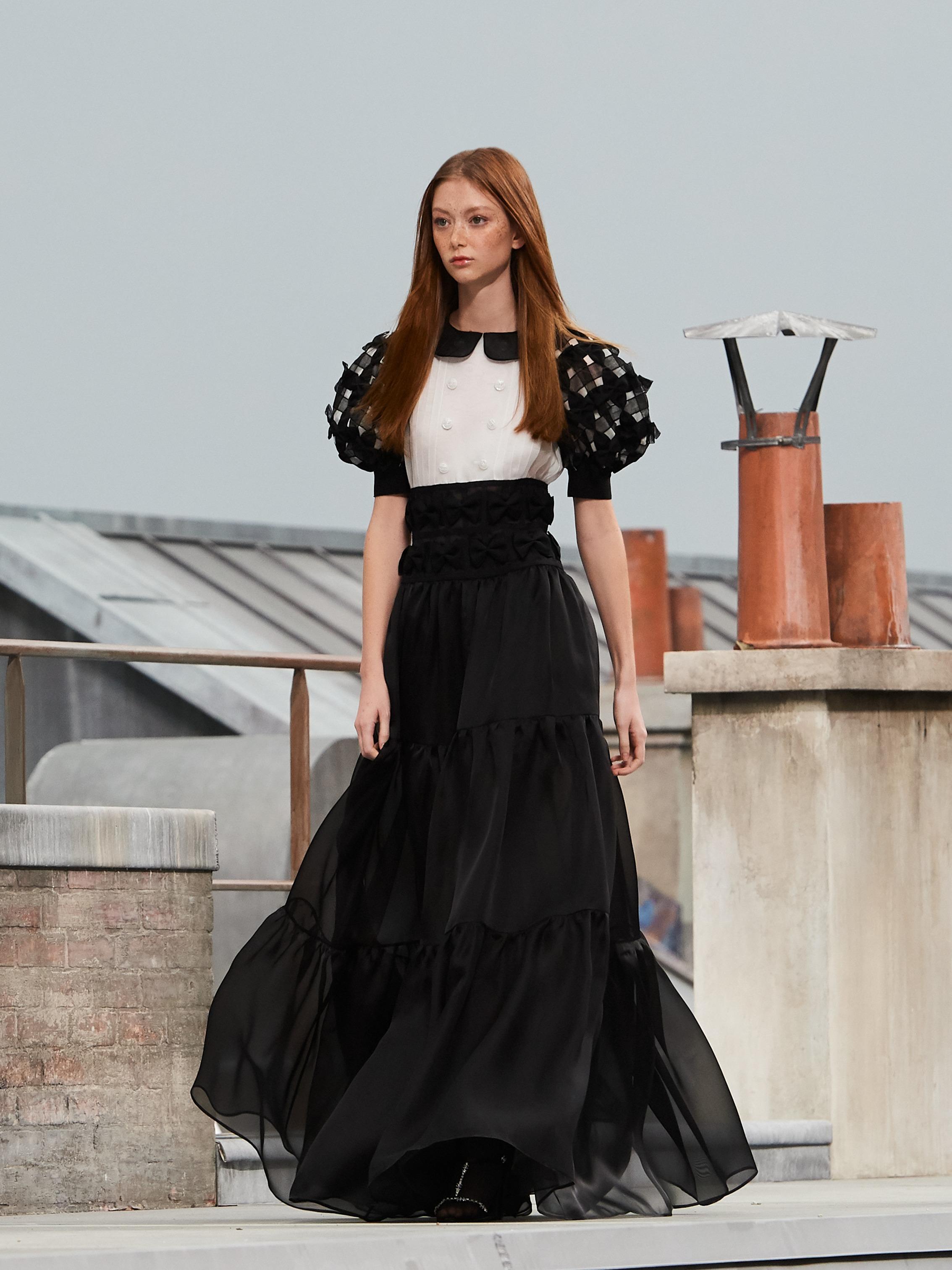 Así-fue-el-desfile-de-la- colección-Ready-to-wear primavera-verano-de- Chanel