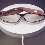 ¿Está Apple a punto de sacar un par de lentes inteligentes?