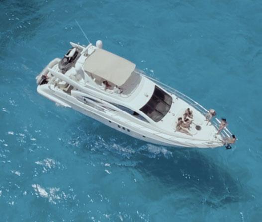 Aborda un lujoso yate desde Belmond Maroma Resort & Spa Riviera Maya