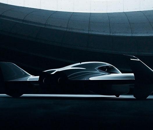 ¿Autos voladores? Porsche y Boeing están creando uno para el futuro