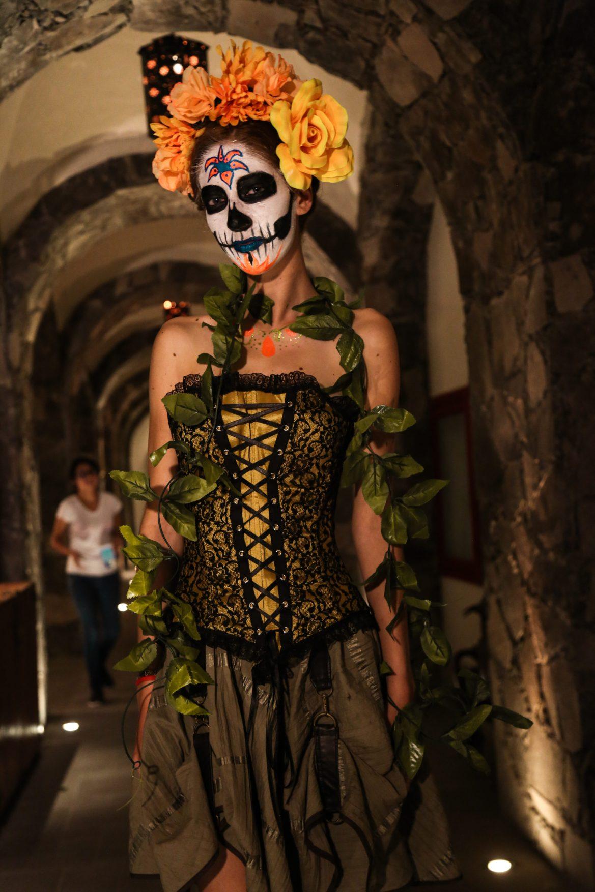 San Miguel de Allende concurso de catrinas