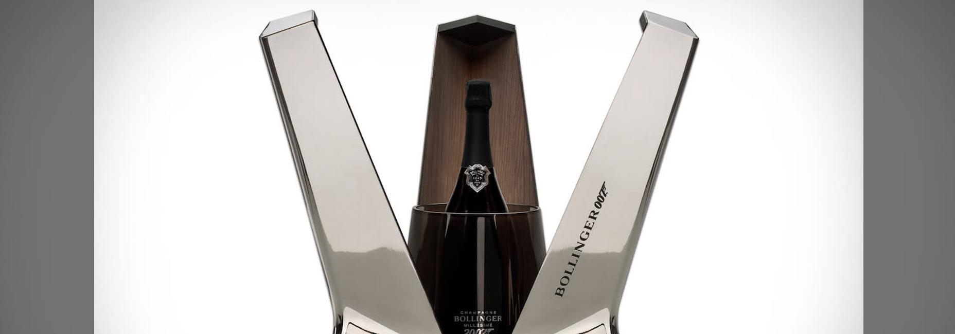Bollinger 007, el champán que te hará sentir como James Bond