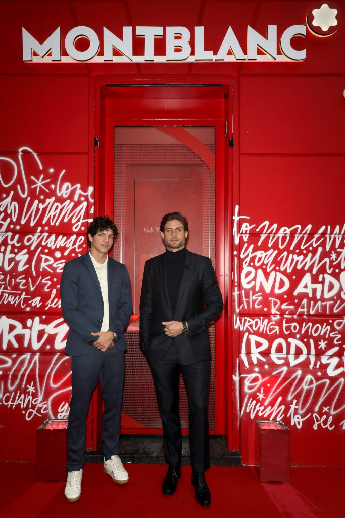 Montblanc-colabora-con-RED-para-erradicar-el-VIH/SIDA