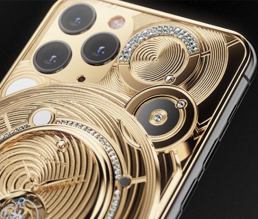Caviar diseña un iPhone valuado en más de un millón de pesos