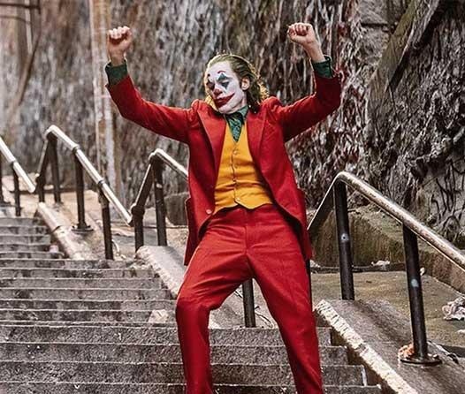 Ya puedes ir a tomarte una foto a las escaleras que aparecen en Joker