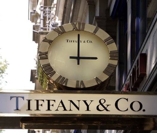 Louis Vuitton quiere comprar Tiffany & Co.