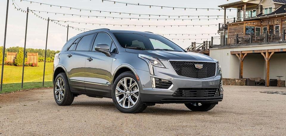 Nueva Cadillac XT5 2020
