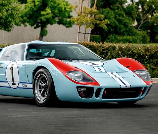 Ya puedes comprar el Ford GT40 MKII que aparece en la cinta «Ford v. Ferrari»