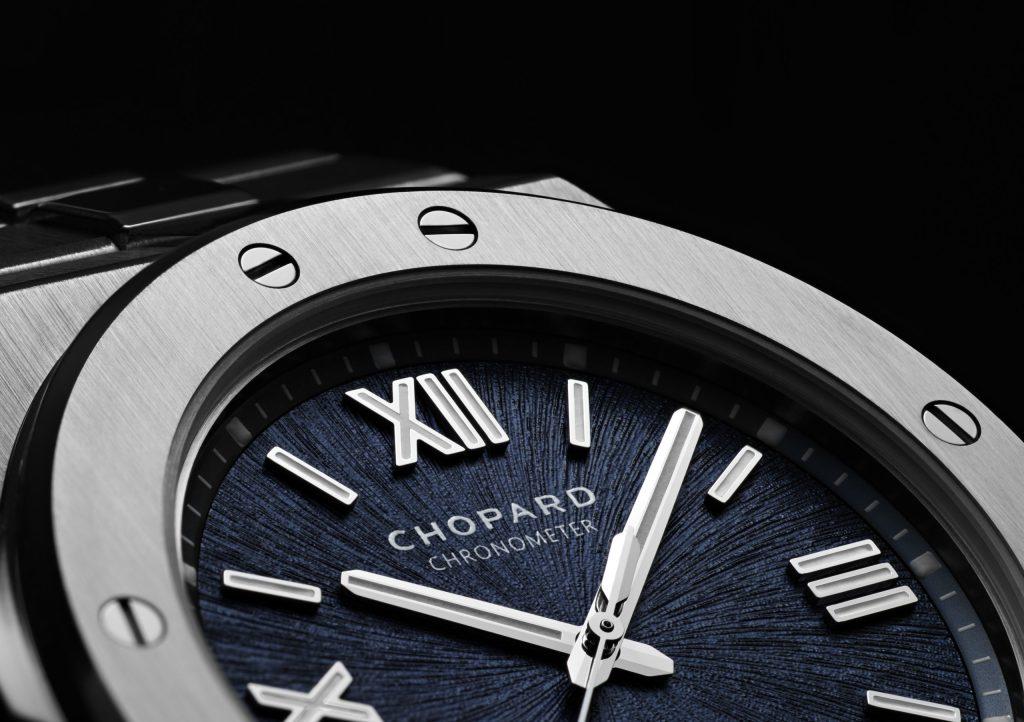 Alpine Eagle de Chopard, el reloj que busca proteger al águila de los Alpes