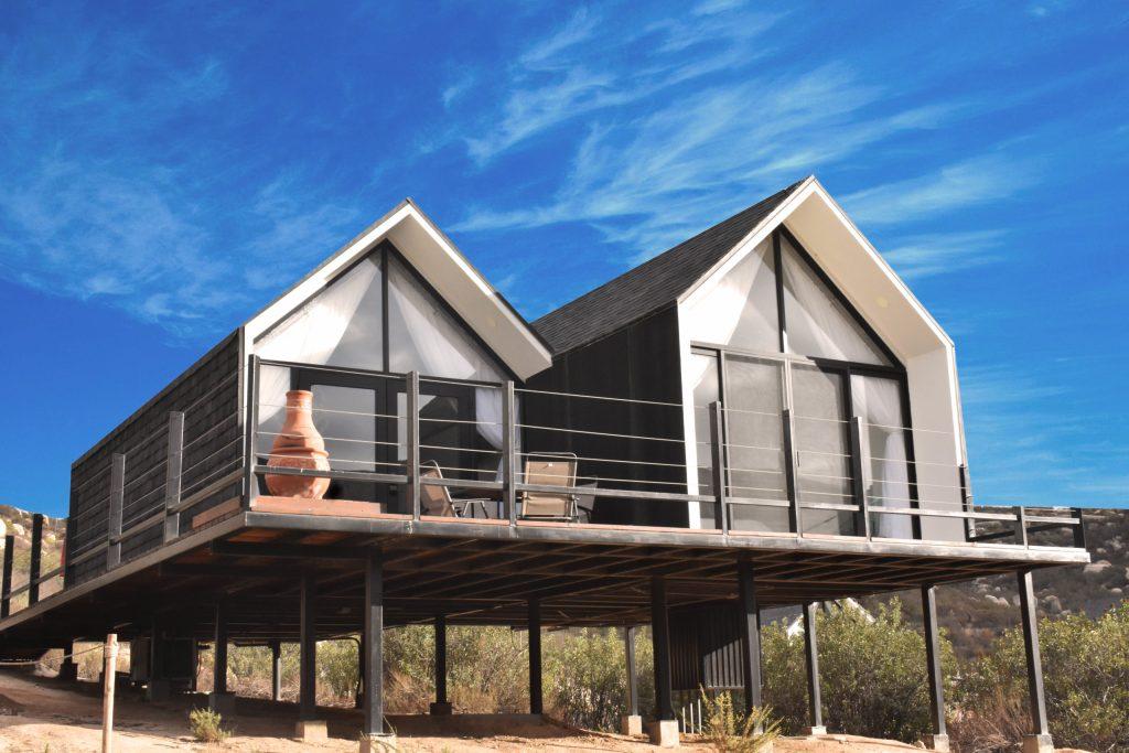 Oeno Wine Resort, un paraíso sustentable en Valle de Guadalupe