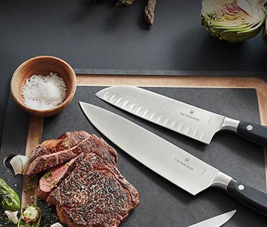 Victorinox tiene los mejores sets de cuchillos para ti