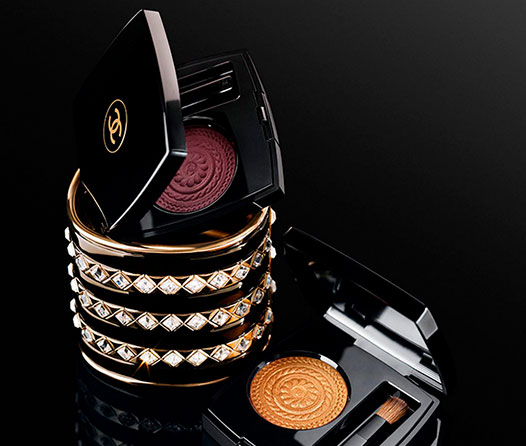 Este es el maquillaje ideal para las fiestas navideñas según Chanel