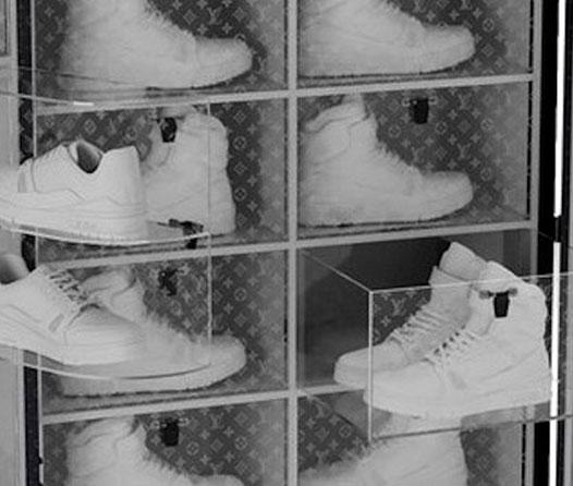 Este es el baúl que todo sneaker lover deseará tener