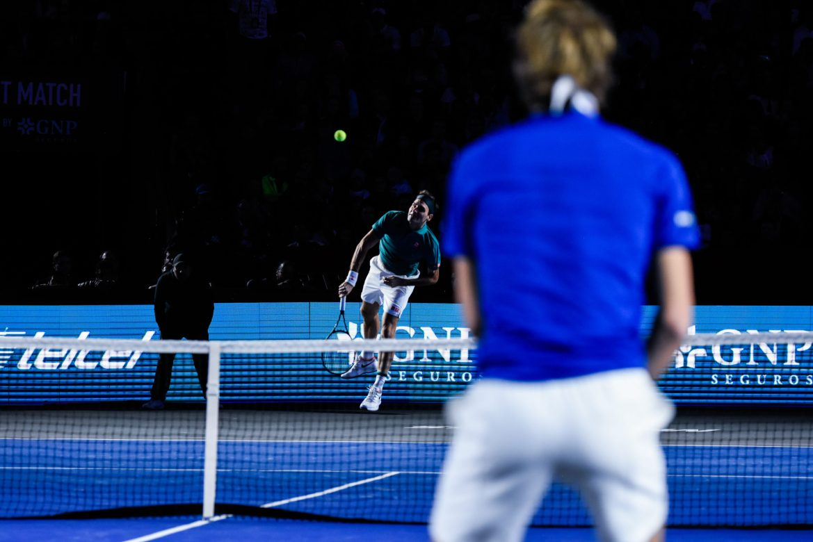 Federer The Greatest Match