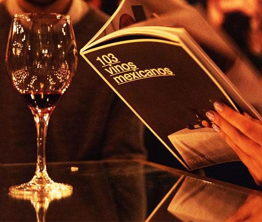 '103 Vinos Mexicanos' escribe el brillante futuro de uvas mexicanas