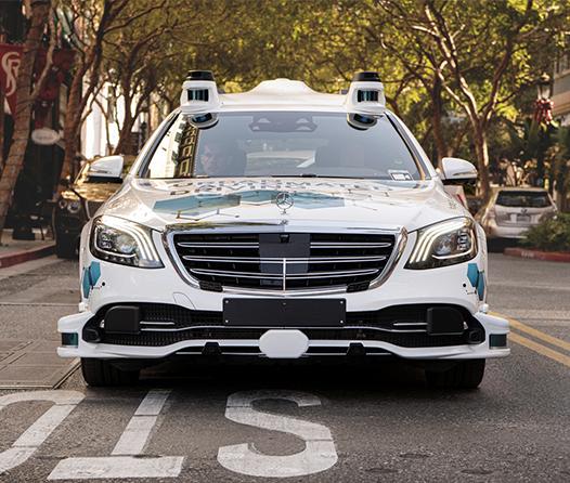 ¿Taxis Clase S? Mercedes-Benz se prepara para lanzar sus propios modelos autónomos