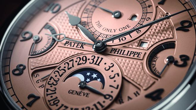 Este Patek Philippe se convirtió en el reloj más caro del mundo