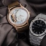 Audemars Piguet presenta los relojes más seductores