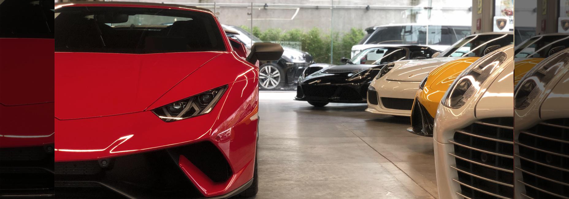 Las mejores marcas de autos de lujo llegan a México junto a Grand Chelem