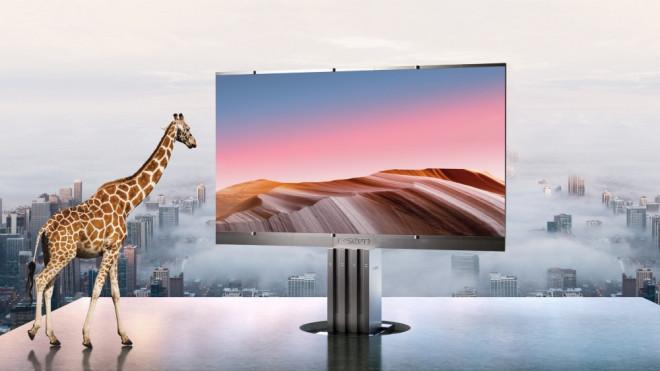 La TV más grande del mundo llegará en 2020, y costará 1.5 millones de dólares