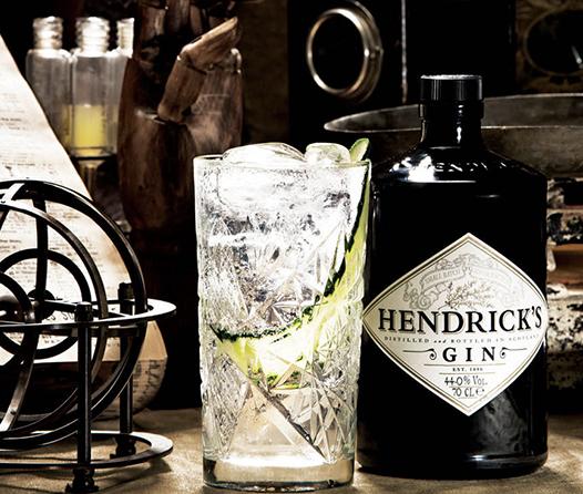 3 cócteles inigualables que puedes preparar con Hendrick's para disfrutar en estas fiestas