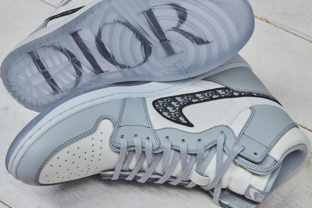 La nueva colaboración de Dior x Air Jordan está prendiendo fuego a Internet