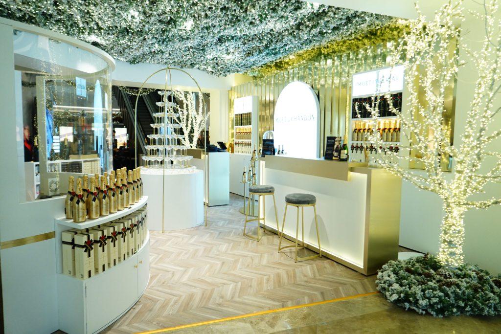 Möet & Chandon abre nueva Pop Up Store en la CDMX