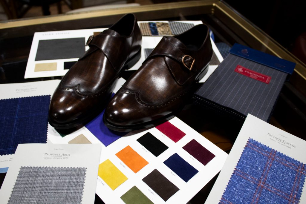 Diseña los zapatos de tus sueños desde cero en The Bespoke Club