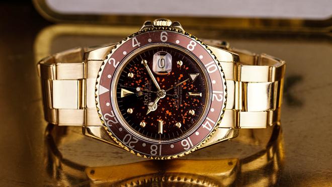 Este Rolex con dial de lava está volviendo locos a los coleccionistas