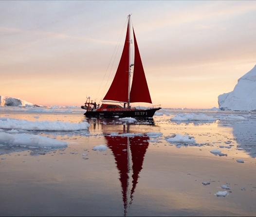 Si eres amante de la fotografía este viaje a Groenlandia es perfecto para ti