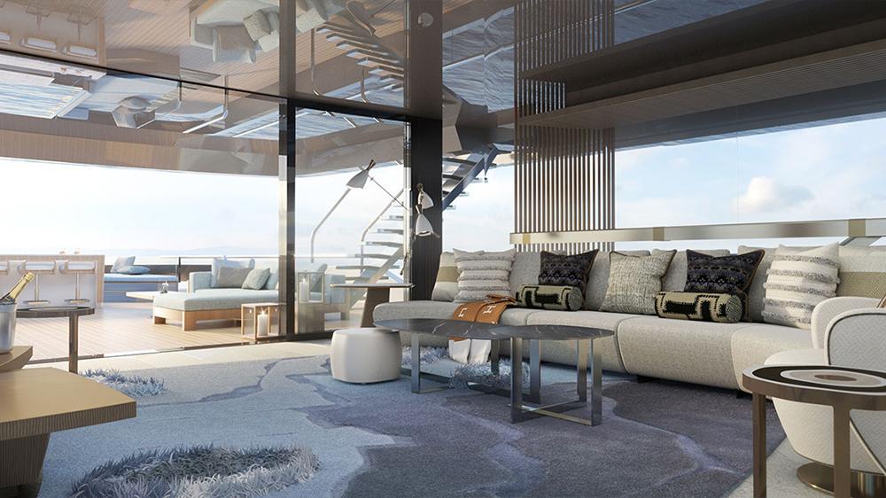Cortesía de Bannenberg & Rowell Design.