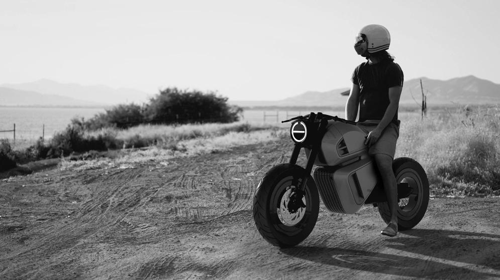 Con 300 km de alcance, la nueva y elegante motocicleta eléctrica de Nawa podría cambiar el mercado