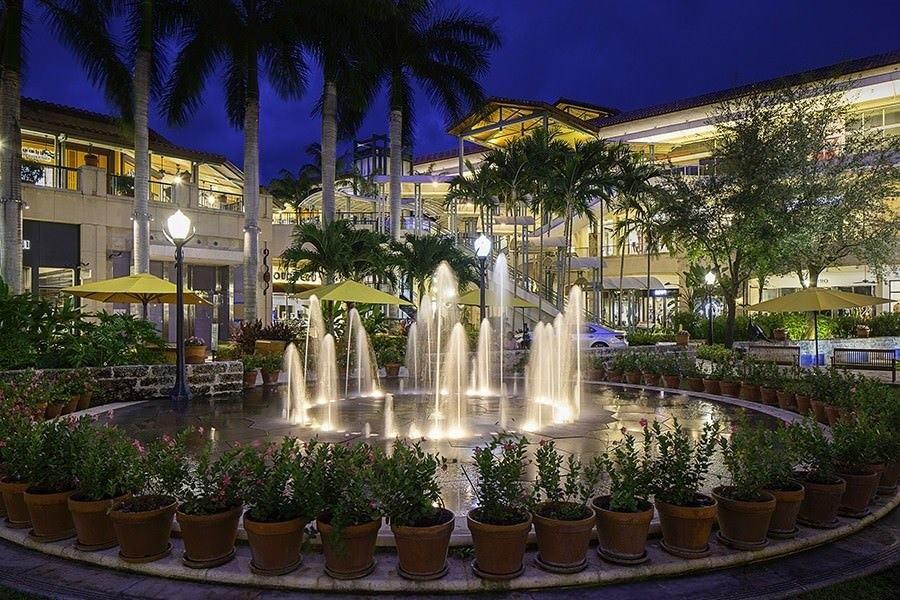 shopping Miami