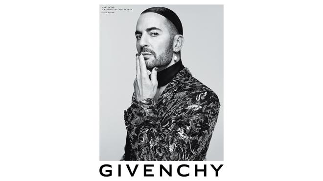 Marc Jacobs y la nueva campaña primavera 2020 de Givenchy