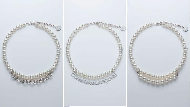 Ya no es sólo para ellas, lanzan collares de perlas unisex
