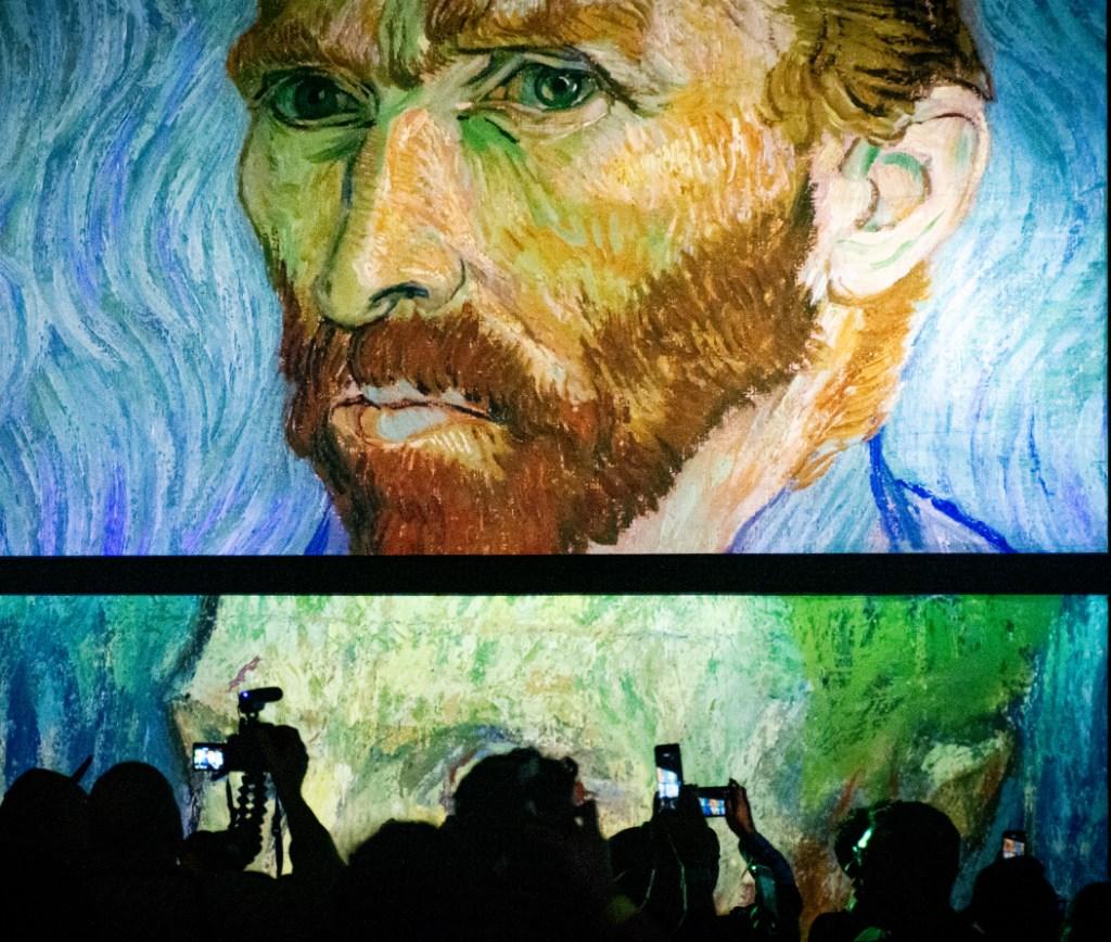 Van Gogh Alive, la experiencia multisensorial que debes visitar