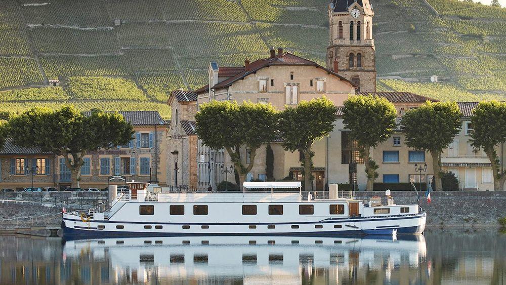 Epicurean Burgundy, un crucero con 12 estrellas Michelin