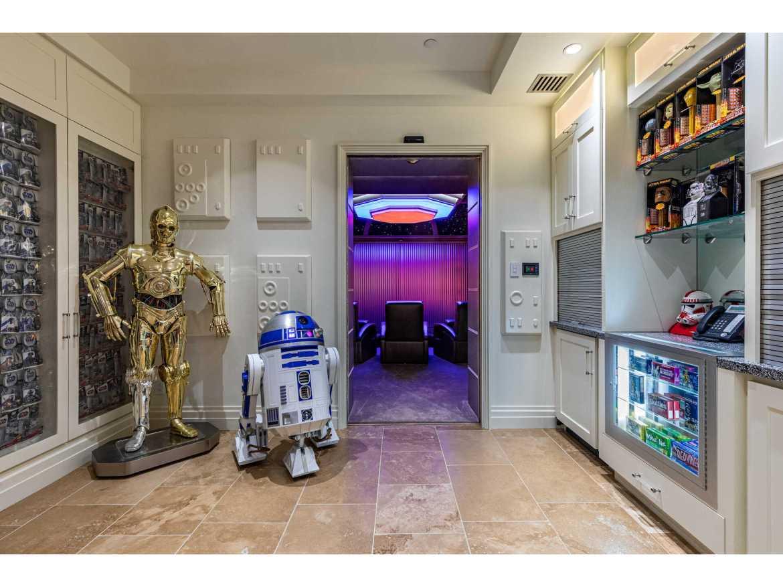 mansión de Star Wars