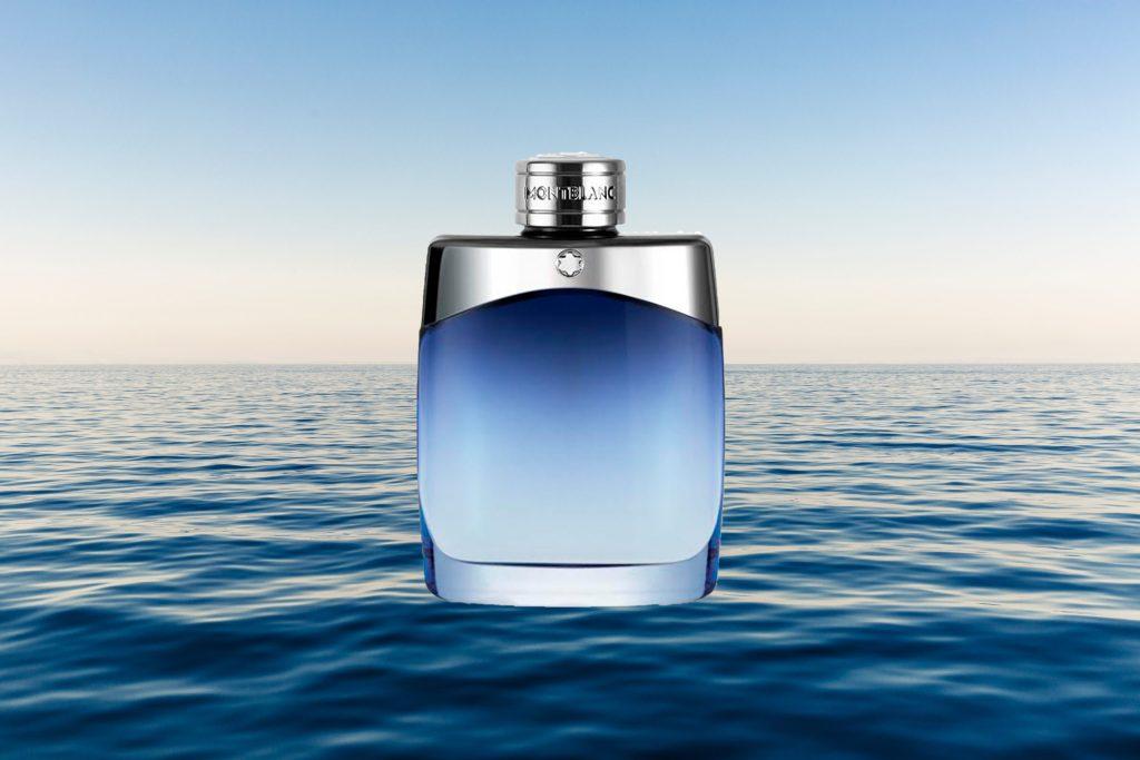 ¿A qué huele la nueva fragancia de Montblanc Legend?