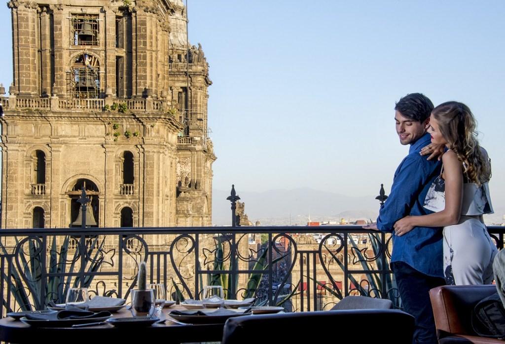 Los restaurantes más románticos de la CDMX, para este 14 de febrero