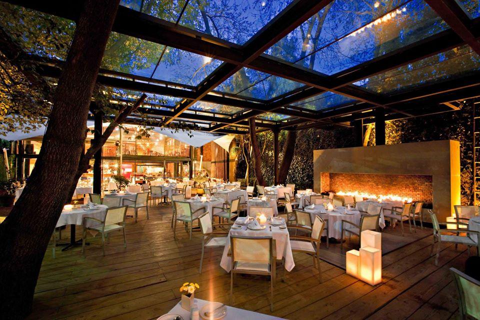 restaurantes más románticos de la CDMX