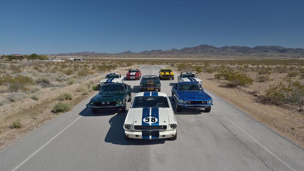 Este es el Shelby Mustang más importante del mundo y se subastará
